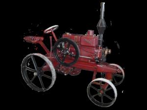 historische Landmaschine